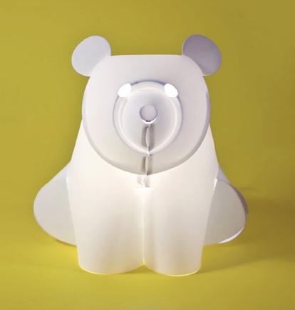 Zzzoolight Bear DIY Carton Light Box - Dodo Les Bobos