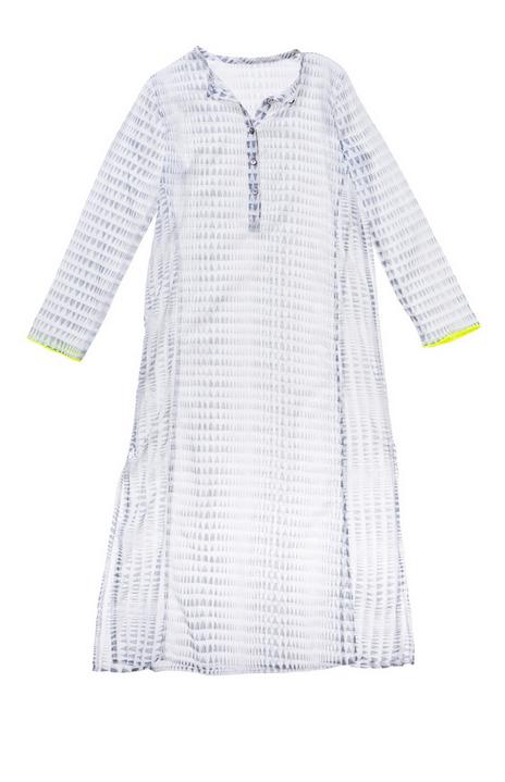 Lemlem Printed Caftan Dress