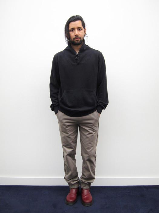 Assembly NY Shawl Sweater