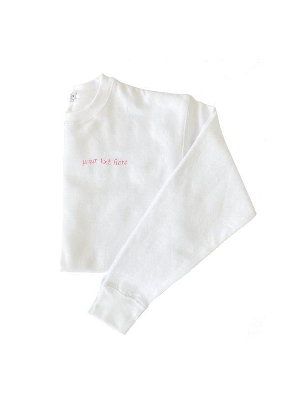 House Of 950 Custom Embroidery Sweat