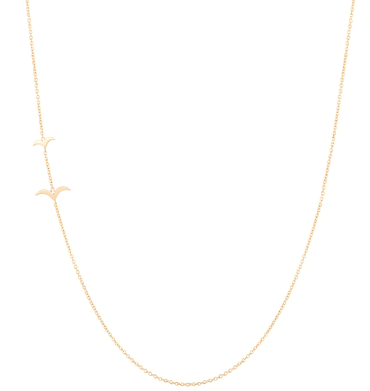 Hortense Flying Together Necklace