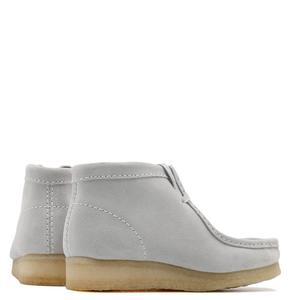Clarks Women's Wallabee Boot - Blue