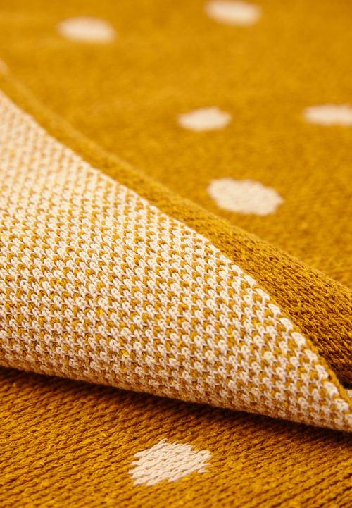 Hillery Sproatt Children's Dot Dijon Blanket