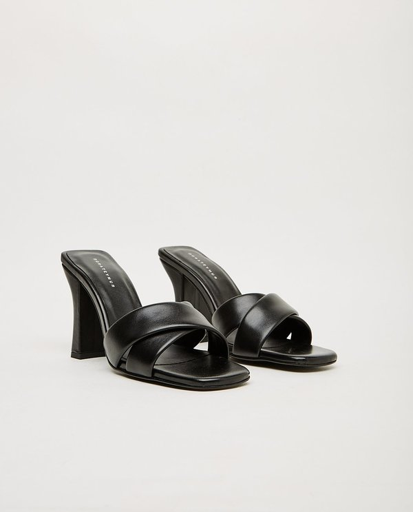 DORATEYMUR Retox Sandal - Black
