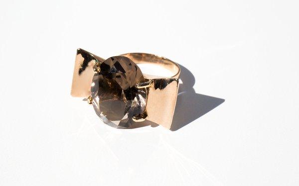 Kindred Black de Genlis Ring - 14k gold