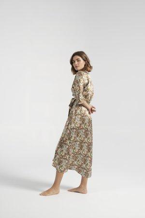 No.6 Georgia Wrap Dress