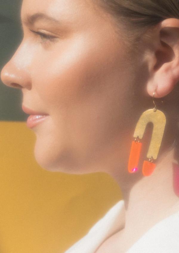 Larissa Loden Shea Earring
