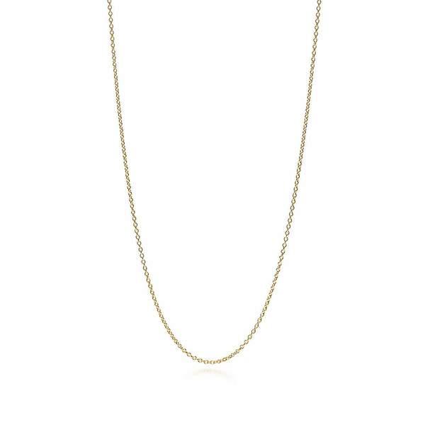 Tony Malmed Jewelry Spinner Chain - 18k Gold