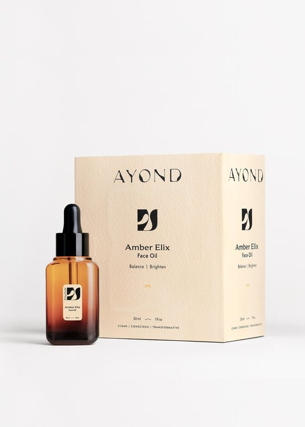 Ayond Amber Elix Face Oil