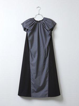 Atelier Delphine Cacie Cotton Poplin Dress