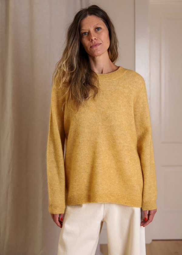 Just Female Code Knit Top