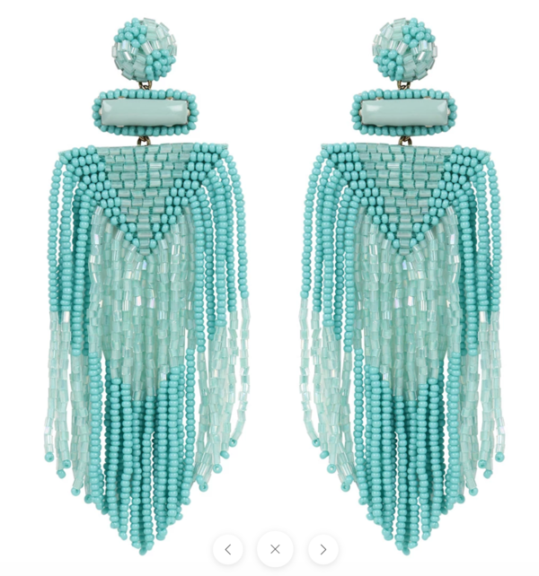 Deepa Gurnani Jody Earrings