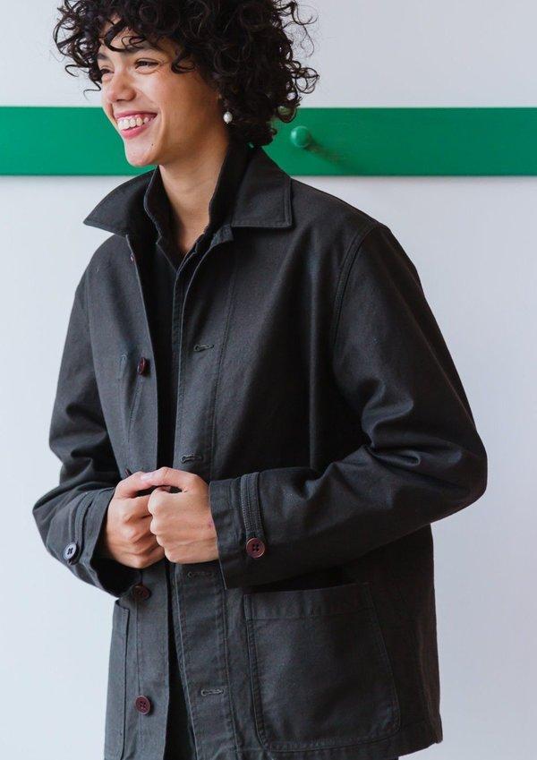 Caron Callahan Krasner Jacket  - Mulch