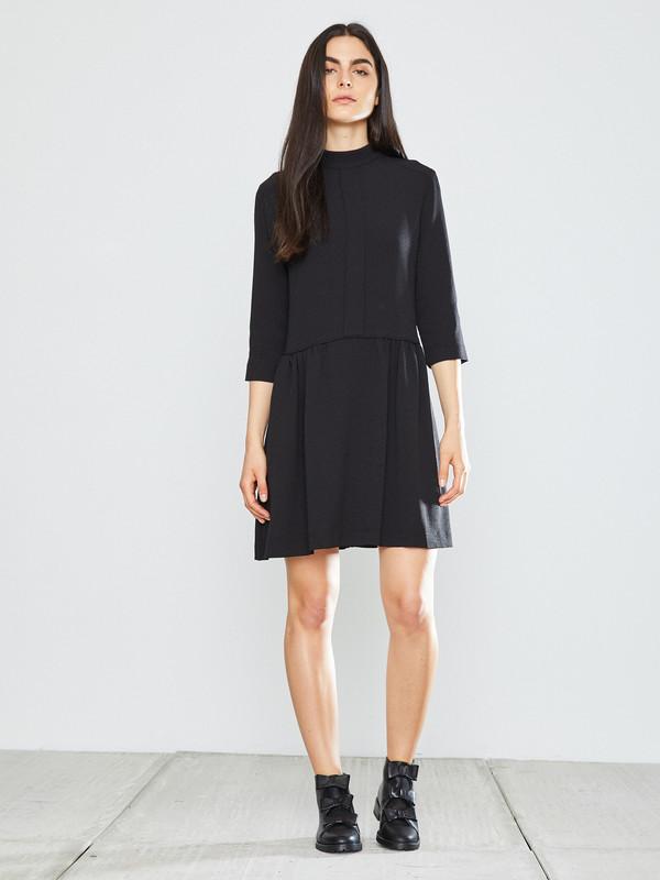 4d3ff55d0e575 Ganni Clark Dress. sold out. Ganni