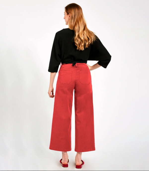 Loup Simone Jeans - Red