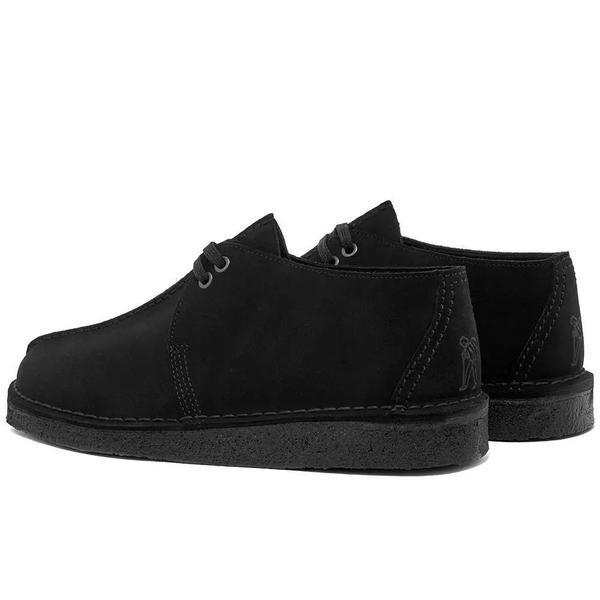 Clarks Desert Trek shoes - Black
