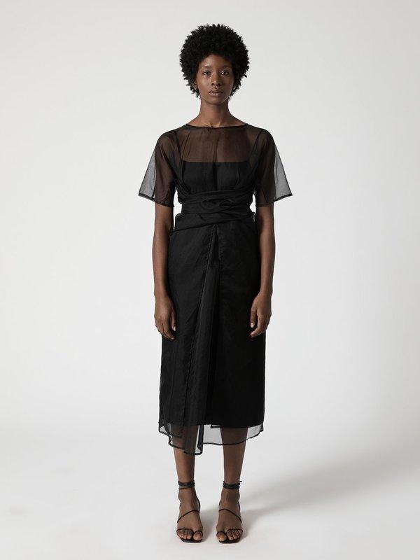 Shaina Mote Gia Dress - Onyx