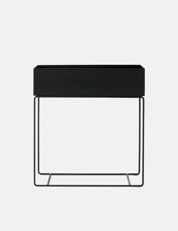 Ferm Living Large Plant Box  - Black