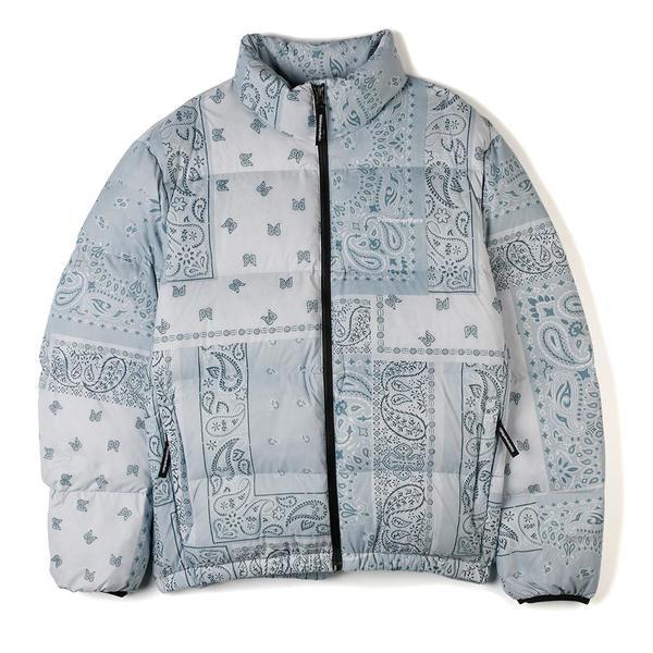thisisneverthat PERTEX T Down Jacket - Bandana Grey