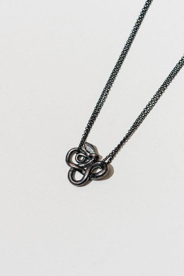 Arcana Obscura Snake 2 Necklace