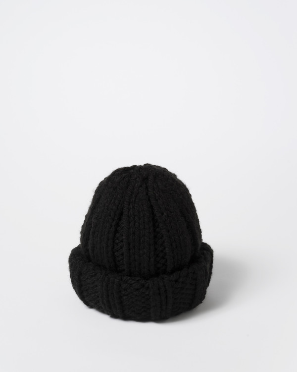 b96a20abb4e Clyde Arp Knit Hat in Black