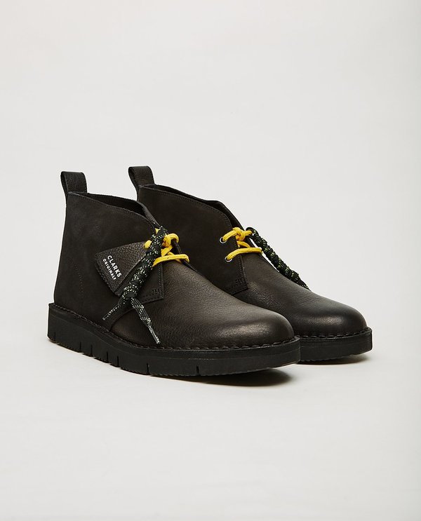 CLARKS Desert Bt 2.0 boots - Black Combination