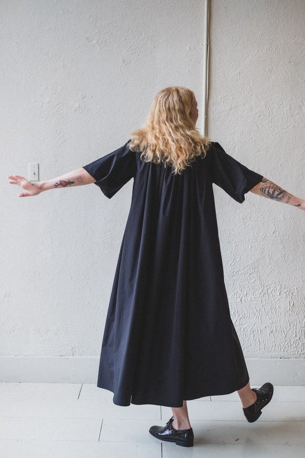 Shaina Mote Gaelle Dress - Onyx