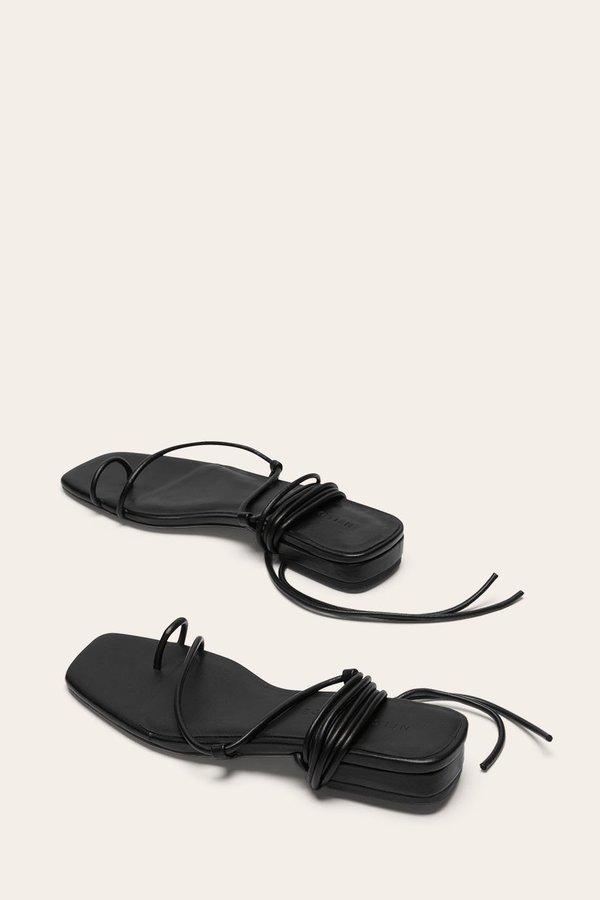 Nelson Made Roberta II shoes - Black