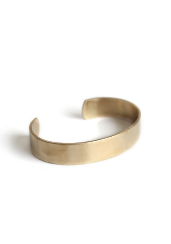 Consider The Wldflwrs Small Golden Girl Cuff