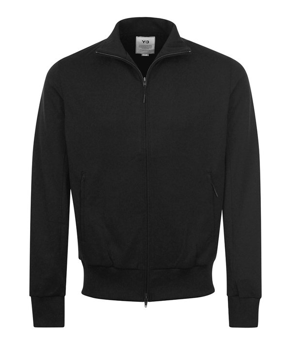 Adidas Y-3 MCL Full Zip Track Top - Black