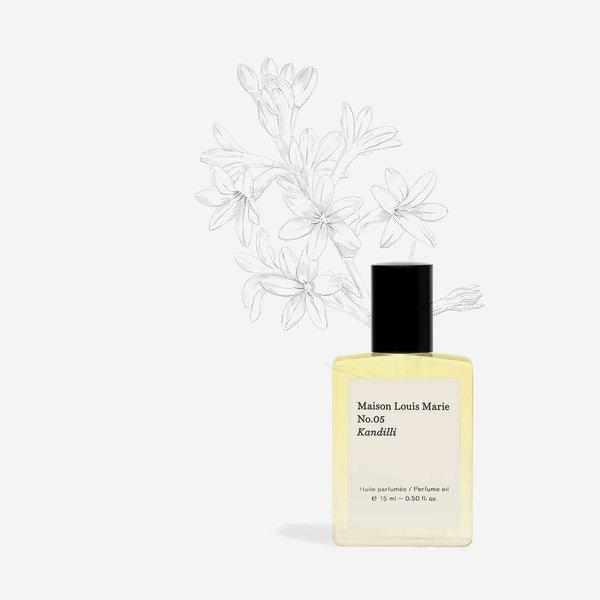 Maison Louis Marie No. 05 Kandilli Perfume Oil