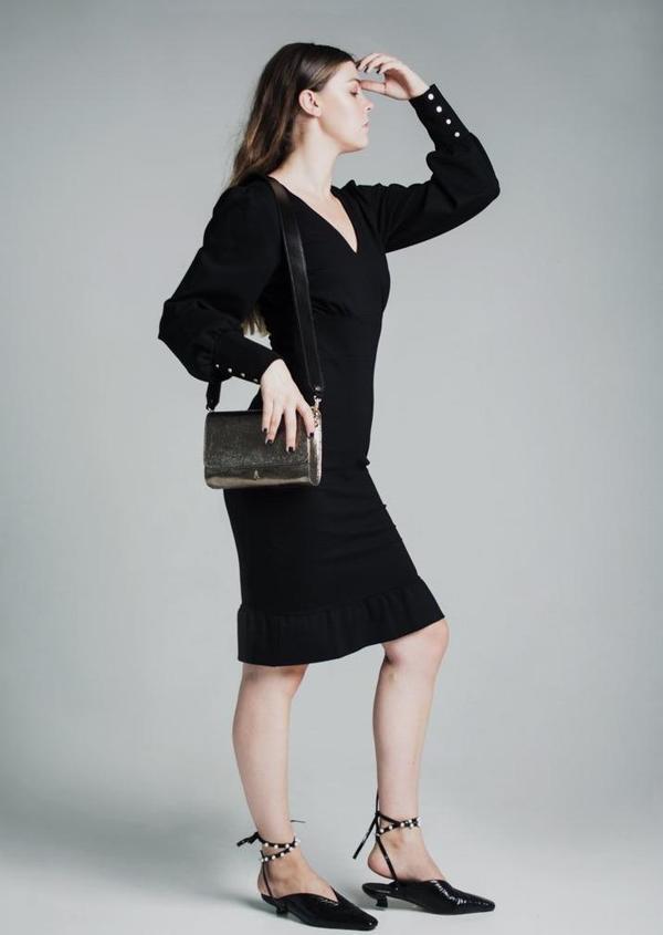 Notes du Nord Isadora Dress - Black
