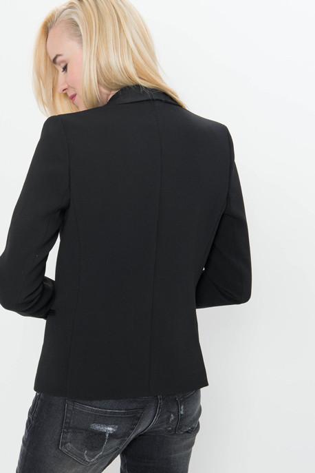 'Odder' Tux Blazer