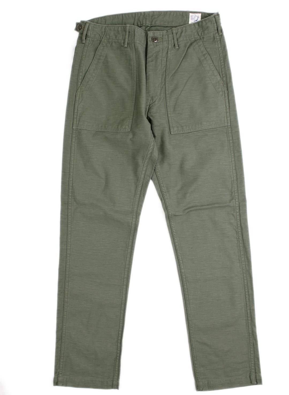 Men S Orslow Slim Fit Fatigue Pants Green Garmentory