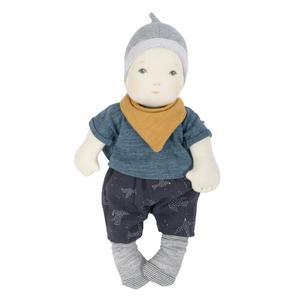 Kids Moulin Roty Les Bébés Baby Boy Doll Set