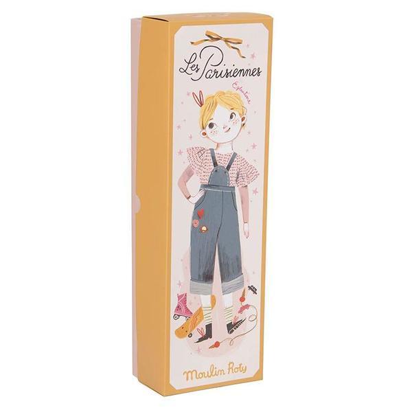 Kids Moulin Roty Les Parisiennes Madame Eglantine Doll