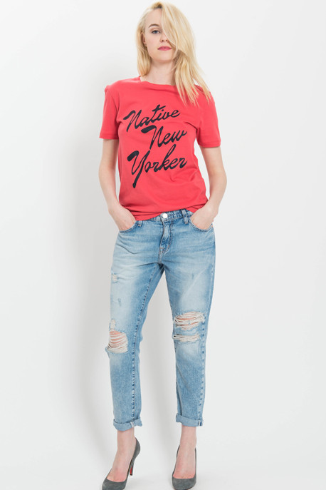 Native New Yorker Tee