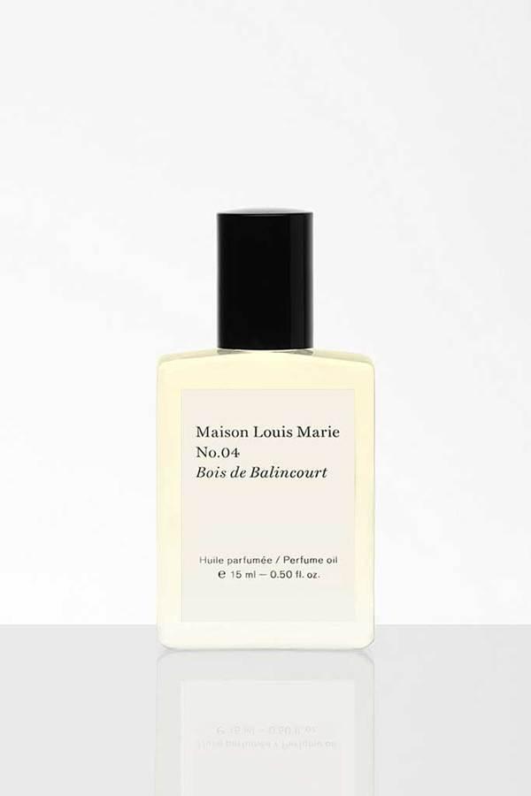 Perfume Oil | No. 04 Bois de Balincourt