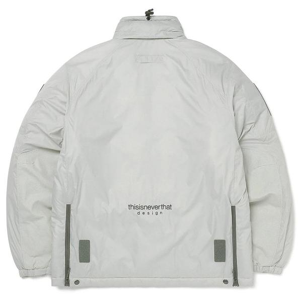 ThisIsNeverThat Insulated PCU Jacket - Grey