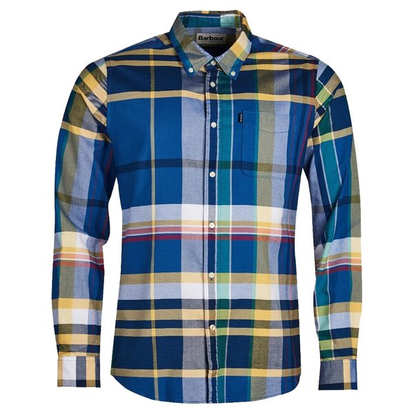 Barbour Highland 2 Tailored Fit Shirt