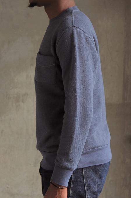 Boy+Girl Crew Pocket Pullover