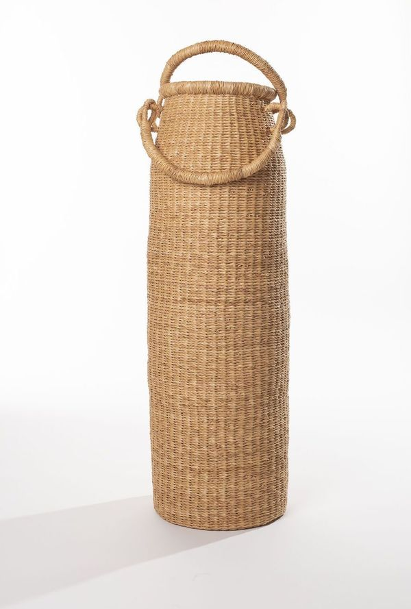 TWENTY ONE TONNES Double Handled Column Basket