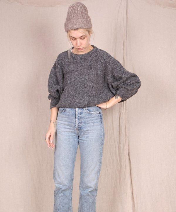 Atelier Delphine Balloon Sleeve Sweater