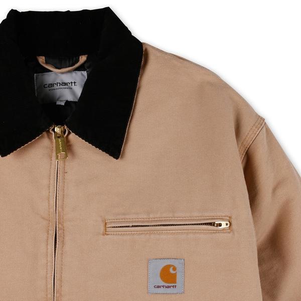 Carhartt WIP OG Detroit Jacket - Dusty H Brown