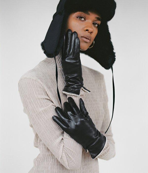 Clyde Shearling Wrist Glove