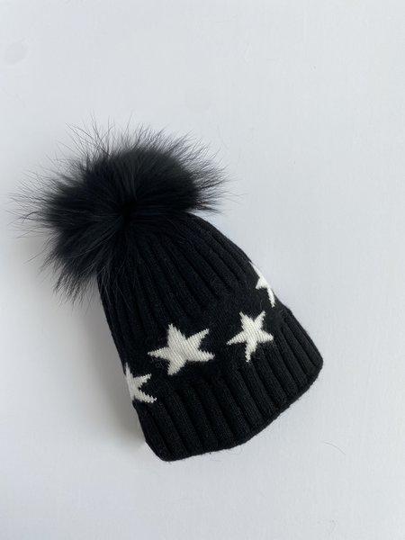 Equation Starry Hat - Black/white