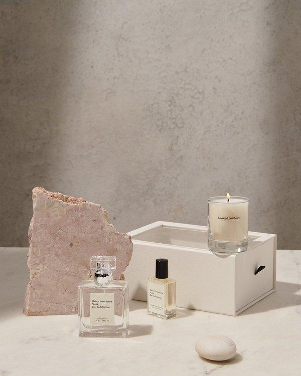 Maison Louis Marie No.04 Bois de Balincourt Luxury Gift Set