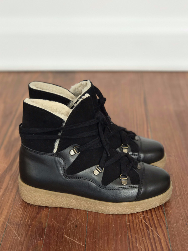 ganni masha boots garmentory