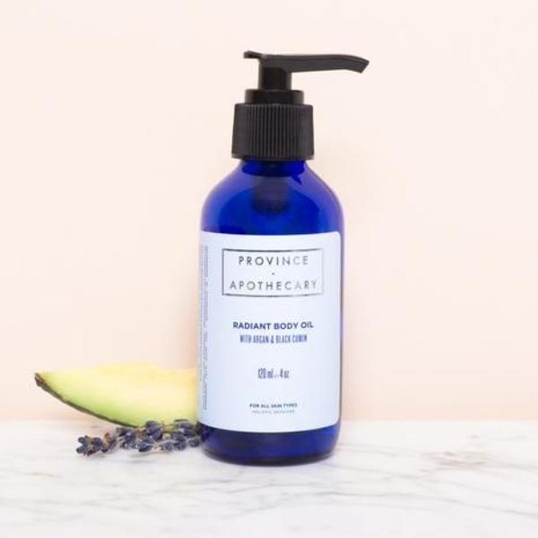 Province Apothecary radiant bath + body oil