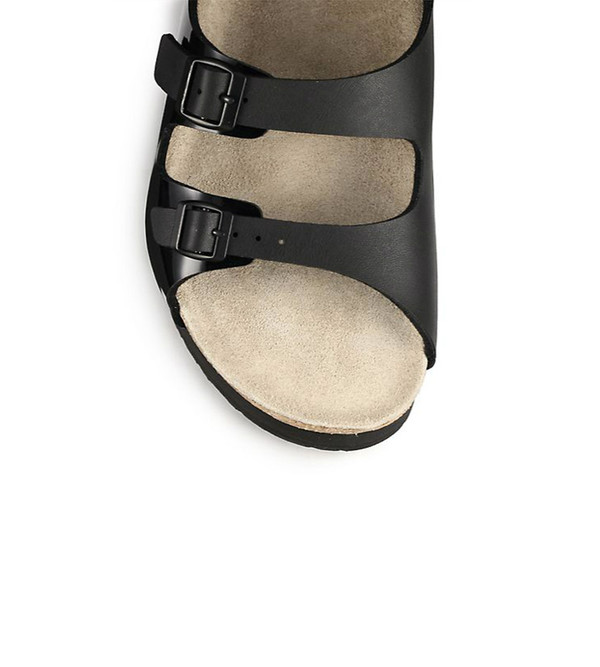 f4ddcc892a5 Sacai Luck Black Leather Multi-Strap Platform Sandals. sold out. Sacai Luck